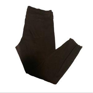 "GAP Black ""1969 True Skinny"" Premium Ripped Jeans!"